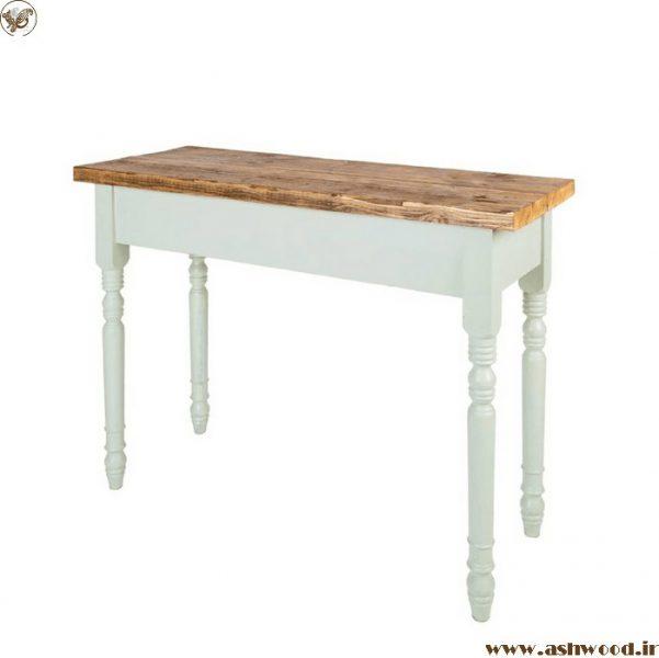 میز کنسول , میز چوبی , مدل های کنسول چوبی
