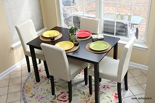 میز ناهار خوری 4 نفره