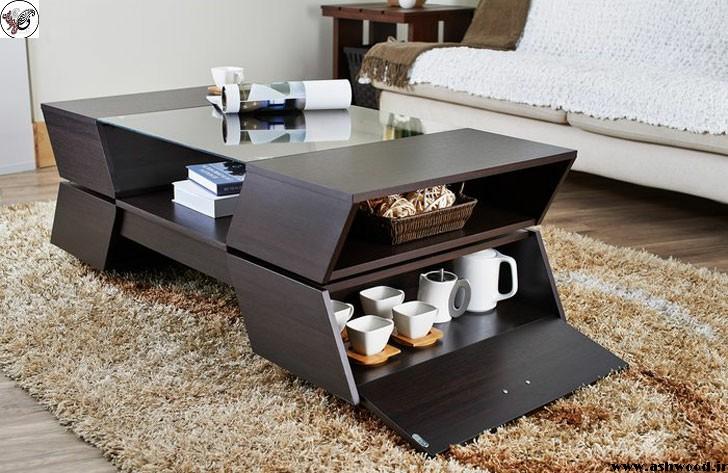 میز کنسول , میز چوبی , مدل های کنسول چوبی خرید جدیدترین مدل های آینه و کنسول مدرن و چوبی با طرح ساده