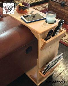 میز c , میز کنار مبل ایده و مدل میز مدرن