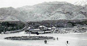 میدان تجریش تهران قدیم شمیرانات