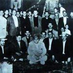 طیب حاج رضایی در مراسم آشتی با حسین رمضان یخی