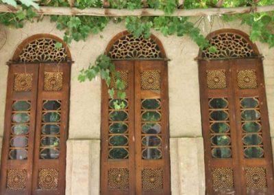 عکس خانه های قدیمی تهران
