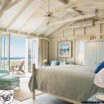 ایده های دریایی برای اتاق خواب , تخت خواب ملوان و دریا