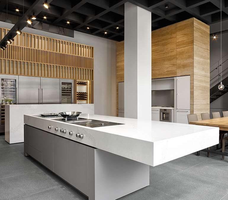 دکوراسیون آشپزخانه 2017 ( ایده های نو )