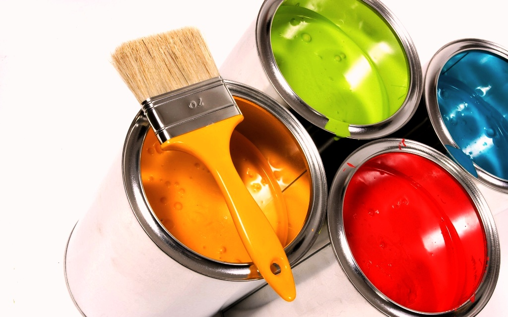 معرفی انواع تینر و رنگ در صنعت ساختمان و دکوراسیون