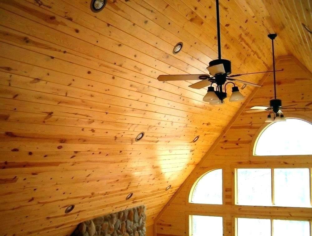سقف چوب کاج روسی، لمبه شیار و زبانه، مناسب سقف و دیوار