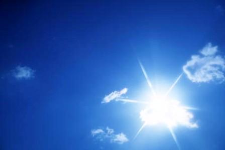 اشعه uv نور خورشید