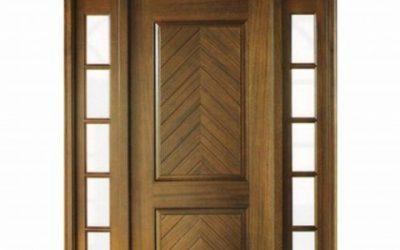 ساخت درب چوبی بوسیله لمبه چوبی