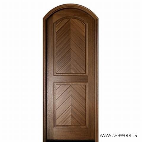 ساخت درب چوبی بادوام و جذاب برای ساختمان های ما