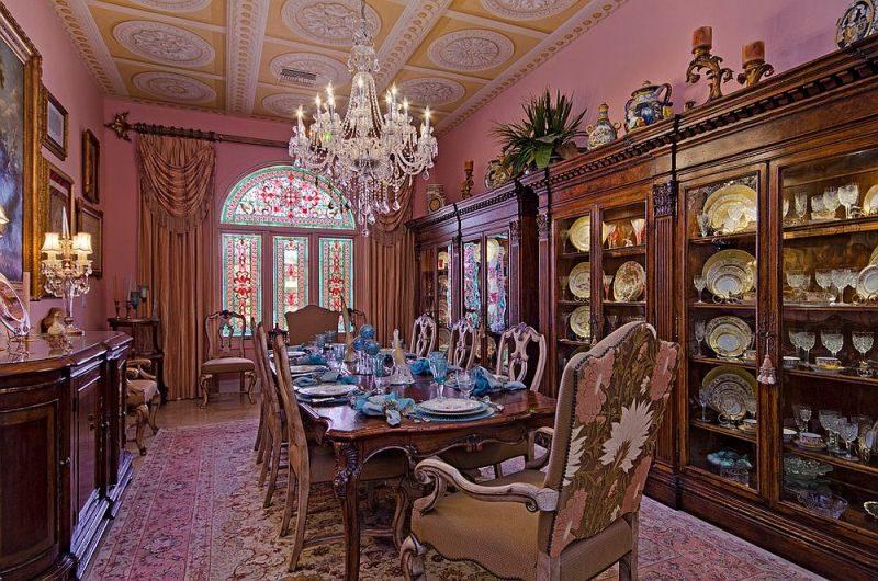 میز ناهارخوری های سلطنتی به سبک ویکتوریایی
