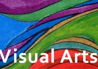 ارزش بصری ، هنرهای تجسمی