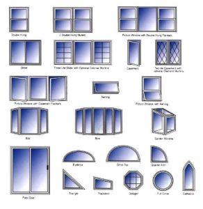 درب و پنجره را چگونه طراحی کنیم