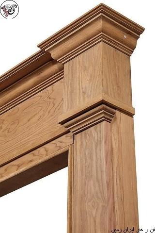 مدل درب و چهارچوب چوبی٬ قیمت چهارچوب چوبی٬ چهارچوب چوبی
