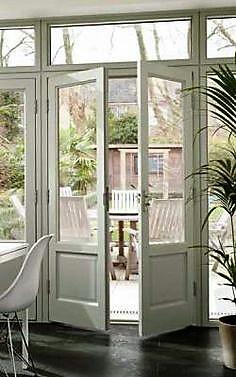 درب فرانسوی French Door