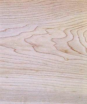 چوب و روکش افرا