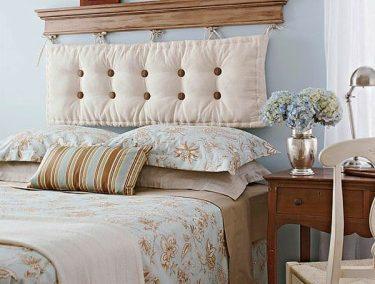 هدبرد تخت خواب , دکوراسیون اتاق خواب , طراحی دکوراسیون اتاق خواب کوچک , انواع تاج و باکس لمسه دوزی ، سرویس خواب ، ساخت تخت خواب دیواری , ساخت هدبرد تخت خواب