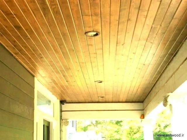 نصاب لمبه چوبی , دیوارکوب و سقف لمیه چگونه نصب می شود