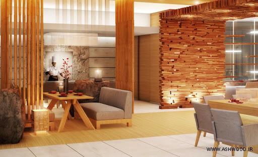 دکور چوبی , دکوراسیون چوبی