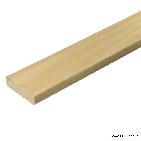 نیمکتی چوب کاج , چوب 2 در 10 سانت