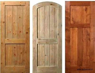 درب چوبی داخلی , درب اتاق خواب