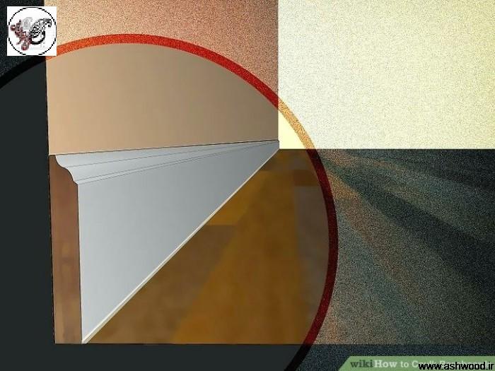 تولید انواع قرنیز دیواری , قرنیز سقفی و فتیله