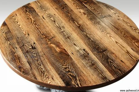 انواع چوب مناسب صفحه میز