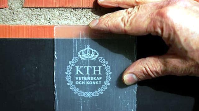 ساخت اولین چوب شفاف در جهان