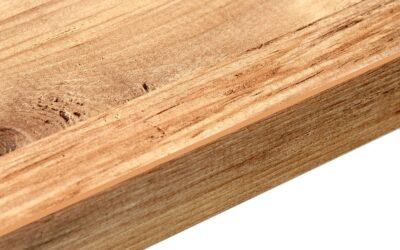 کاج گره دار چیست؟ تلفیق چوب کاج در سبک روستیک با فلز و فرفورژه