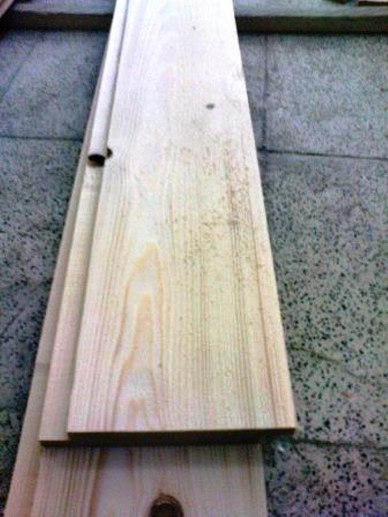 لمبه کام و زبانه چوب ، سونای خشک ، دیوارکوب چوبی