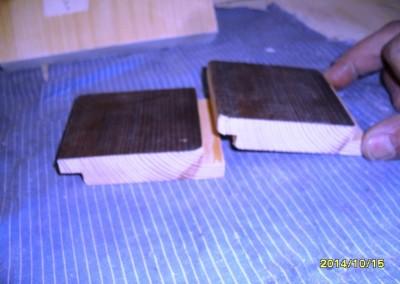انواع چوب تخته لمبه دیوارکوب