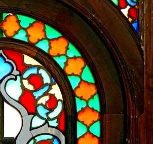 گره چینی هنر سنتی ایران زمین , خانه عاصف , سنندج