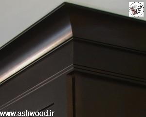دکوراسیون چوبی , دکوراسیون سبک کلاسیک ، کابینت آشپزخانه ، راه پله ، ایده های خلاقانه دکوراسیون٬