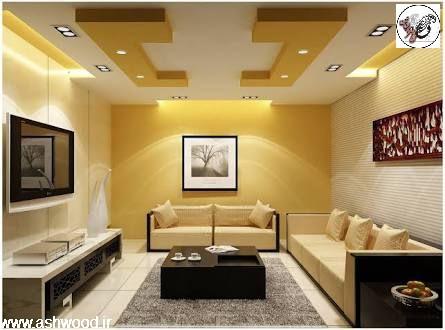 دکوراسیون و دیزاین سقف آشپزخانه