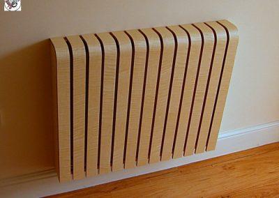 روشوفاژی چوبی , دکوراسیون چوبی منزل , کاور چوبی رو شوفاژ