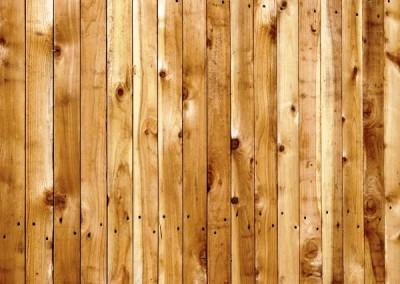 سبک روستیک چوبی - دیوارکوب چوبی