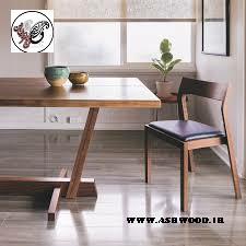 میز و صندلی چوب , میز تحریر