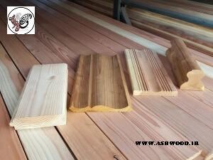 مدل های قرنیز چوبی , قرنیز چوبی