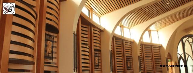 دکوراسیون داخلی با چوب طبیعی