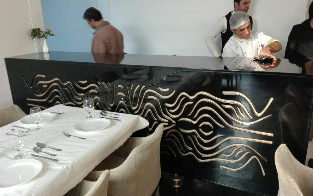 ایده طراحی دکوراسیون رستوران و کافه