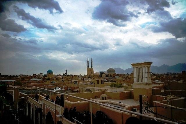 فرهنگ و تمدن و معماری شهر یزد
